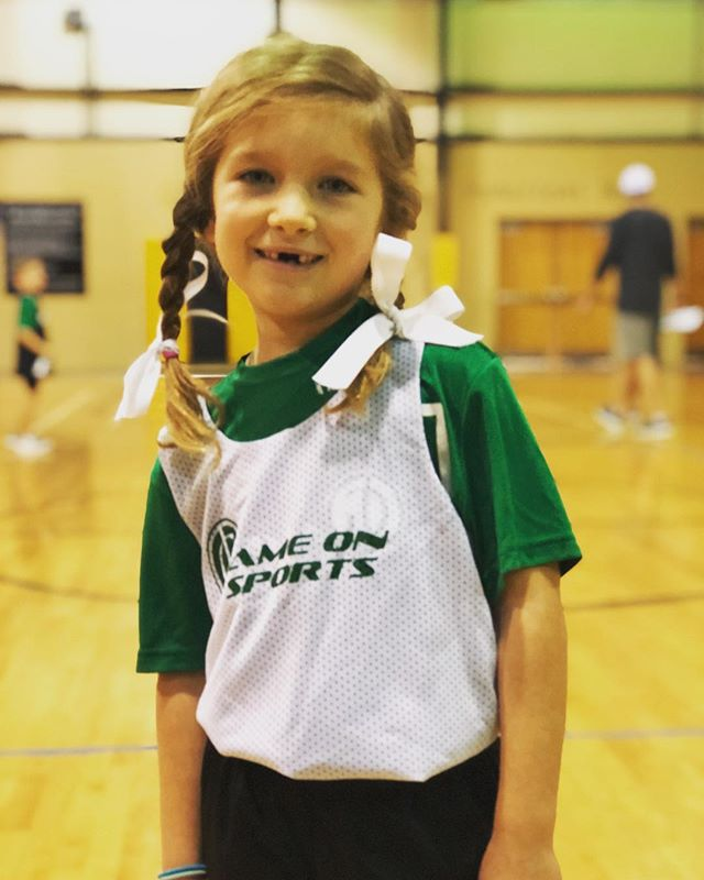 Basketball Game 1 for #babymadison