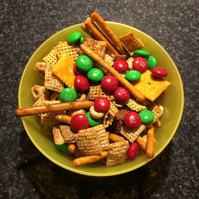 Merry Christmas #chexmix