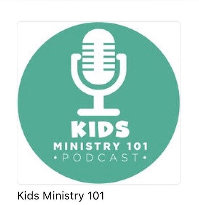 You should subscribe to the Kids Ministry 101 Podcast by @lifeway_kids if you are serving in #kidmin or if you are a part of @centrikid staff! 📱
