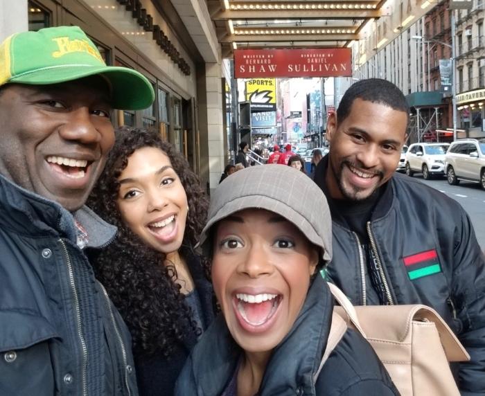 Celestine, Mandi & Dennis
