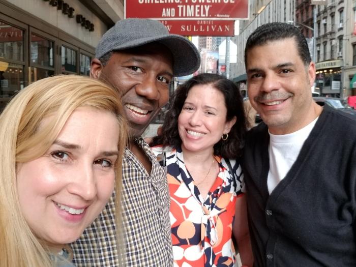 Mayte, Kathy, Conrad