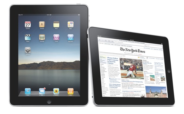 Gorgeous, isn't it? Read my in-depth overview of the Apple iPad announcement this morning.
