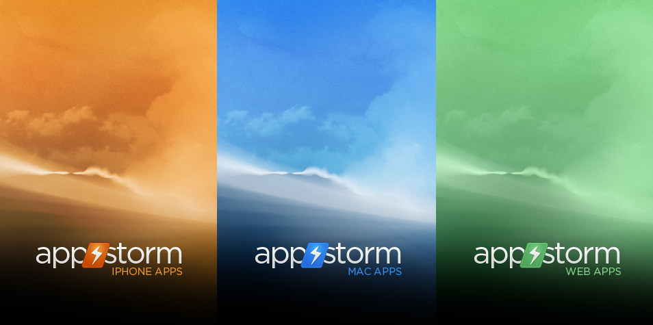 The new AppStorm lineup (and design tweaks) for the next year. It looks exciting!