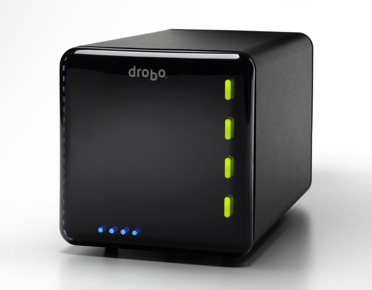 Just ordered a Drobo to help solve the seemingly never-ending problem of running out of storage. This should keep me well-stocked for years to come, and makes it easy to use a few of the old hard drives I have lying around.