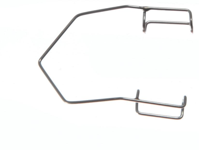 Barraquer ooglidspreider Colibri 4cm  LM1501200