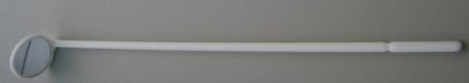 Plastic sterile laryngoloscope Large (22 mm), verpakt per stuk in peel pouch, 50 per box
