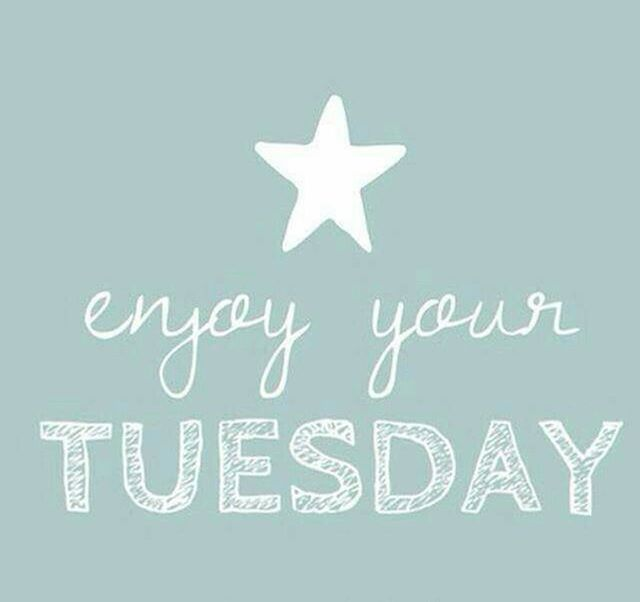 Tuesday blessings x