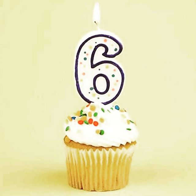 Tomorrow we celebrate our 6th birthday...wonder what the day will hold!? #getfunked #businessbirthday #celebratesuccess