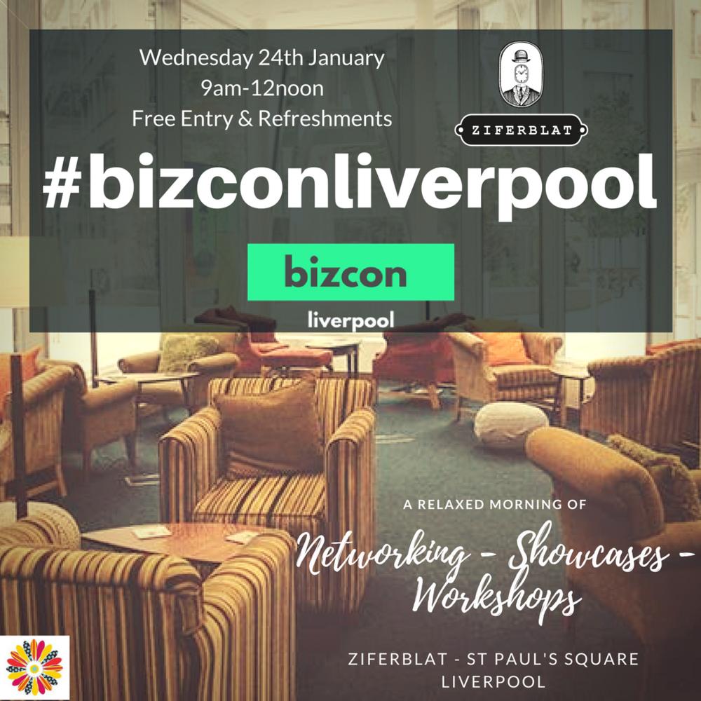 BizCon Liverpool