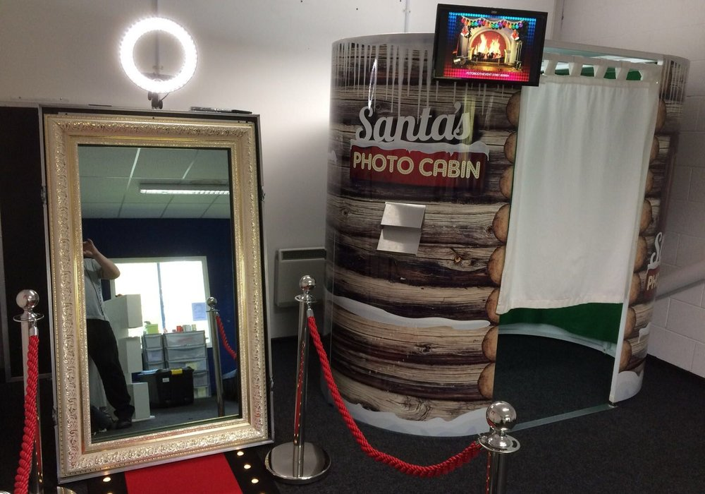 Strike a pose - No party is complete without capturing the fun; and what better way to do it than with a photobooth or selfie mirror. Our friends at Fotobooth Events have heaps of options including Santa cabin and Camper Van booths as well as the traditional and a state of the art selfie mirror. Drop us a line for your free quote!