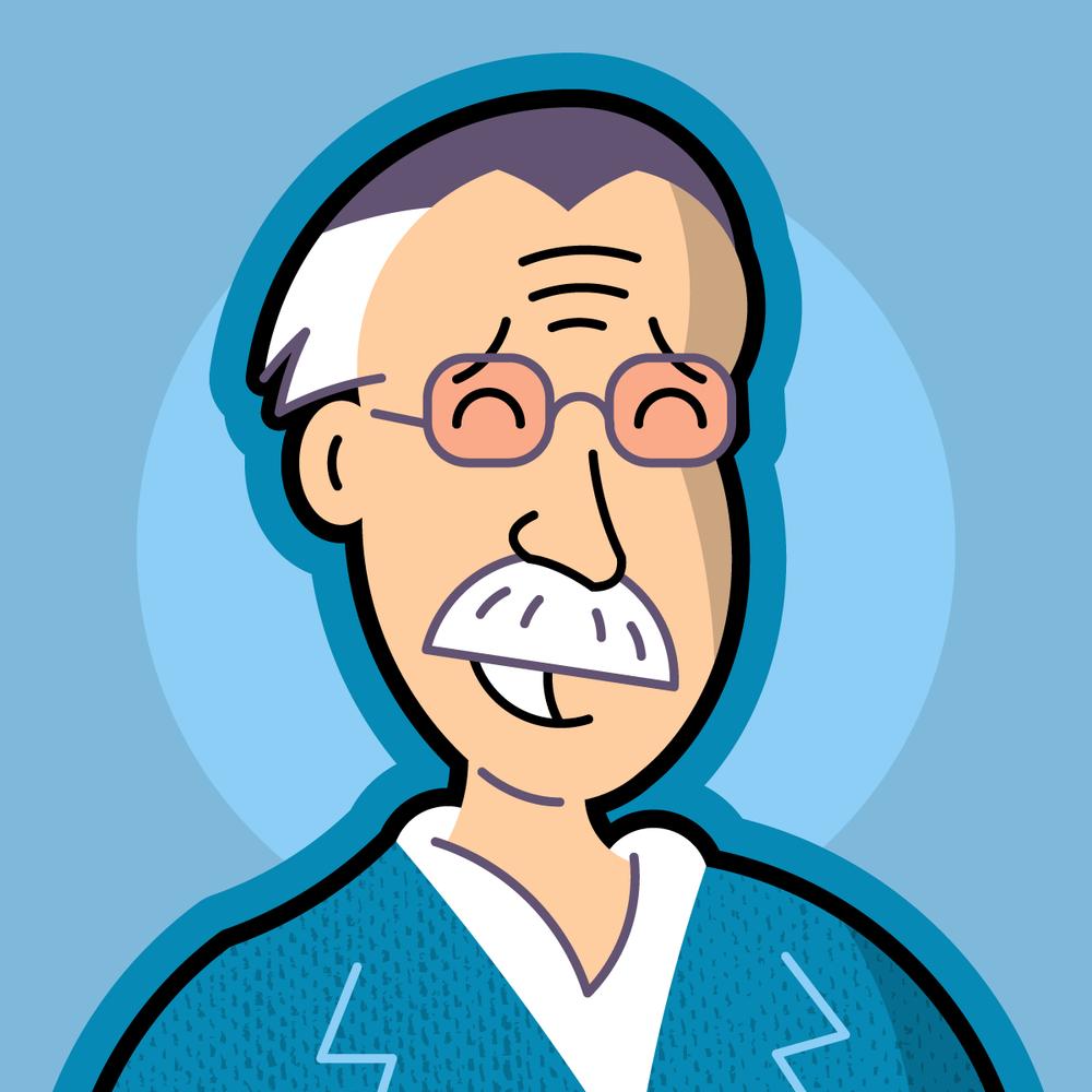 Stan Lee (1922-Present)