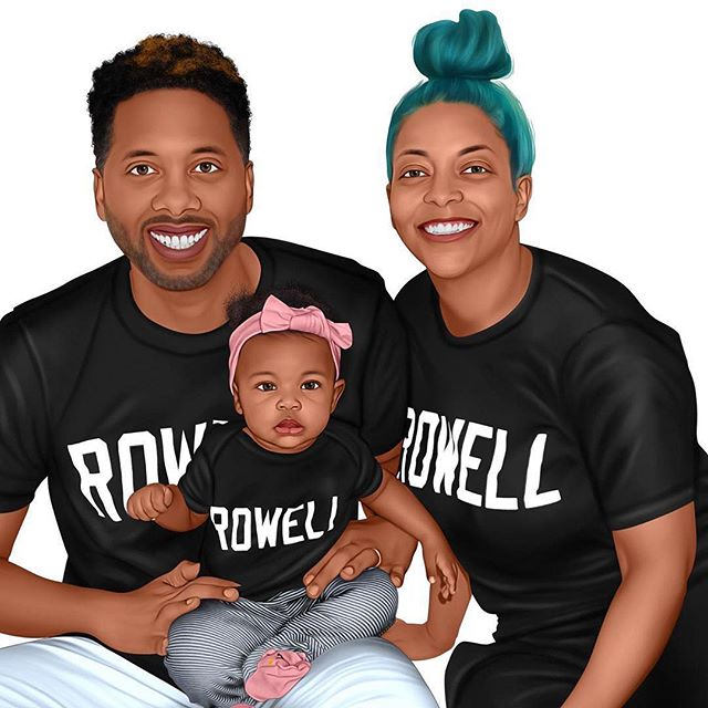 💥#Repost @dontrowellmeup ・・・ @cruvieclothing x @artbasel  #letsrowellout #threescompany #family #cartoon #art #notjustanothertshirtcompany #atlanta