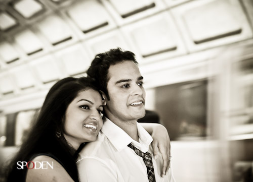 Washington DC Engagement Photographer at Georgetown Cupcake the Jefferson Memorial and Union Station