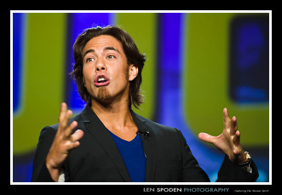 idea world fitness convention photographs Apolo Anton Ohno