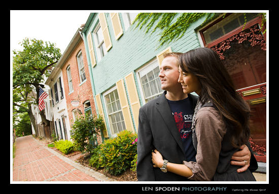 Washington DC Georgetown Engagement Anniversary Photographer