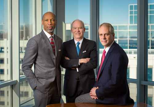Annual Report Executive Portrait Photographer Dulles VA
