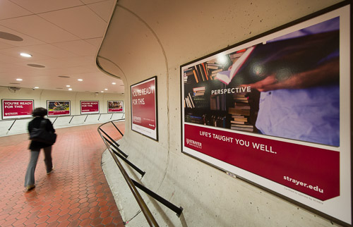 Washington Metro Center Subway Station Photographer