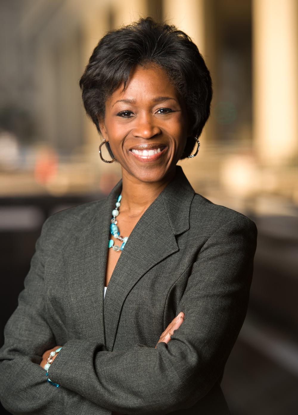 Woman / Female Executive Portrait Washington DC Portrait Photographer