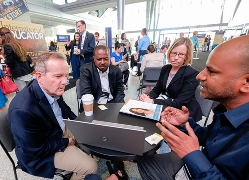 20150525 NAFSA Boston Thursday