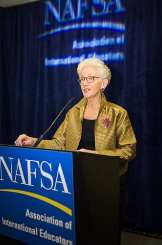 20151117 NAFSA Paul Simon Awards