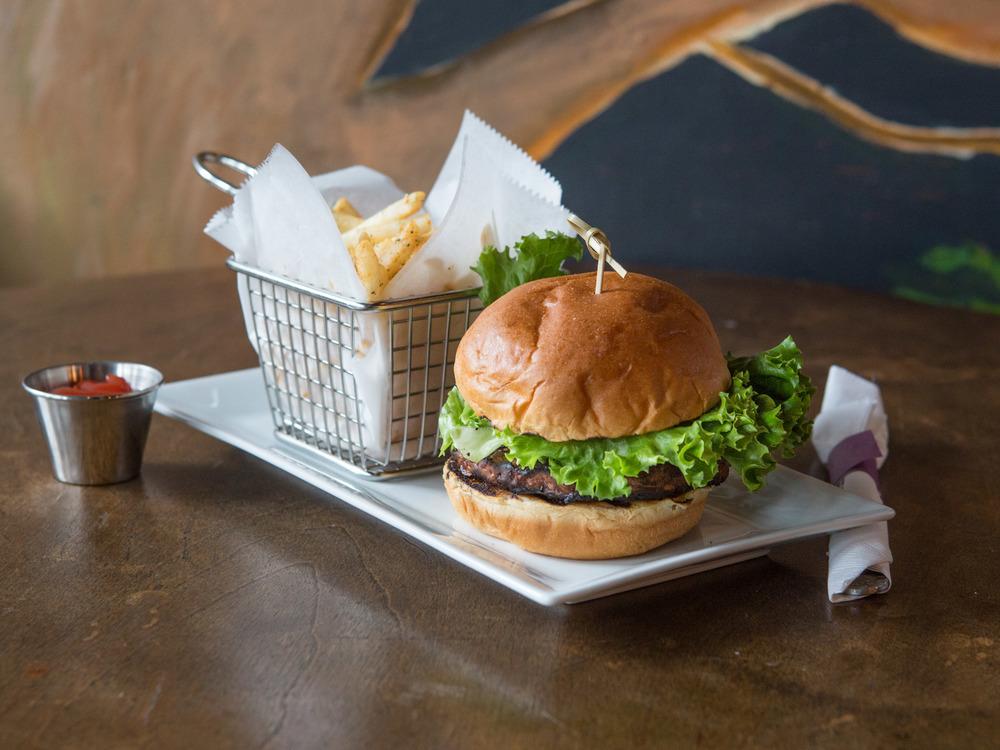 Jamaica Grill at Brooklyn Eats_Jamaica Grill Gluten Free Veggie Burger--1.jpg