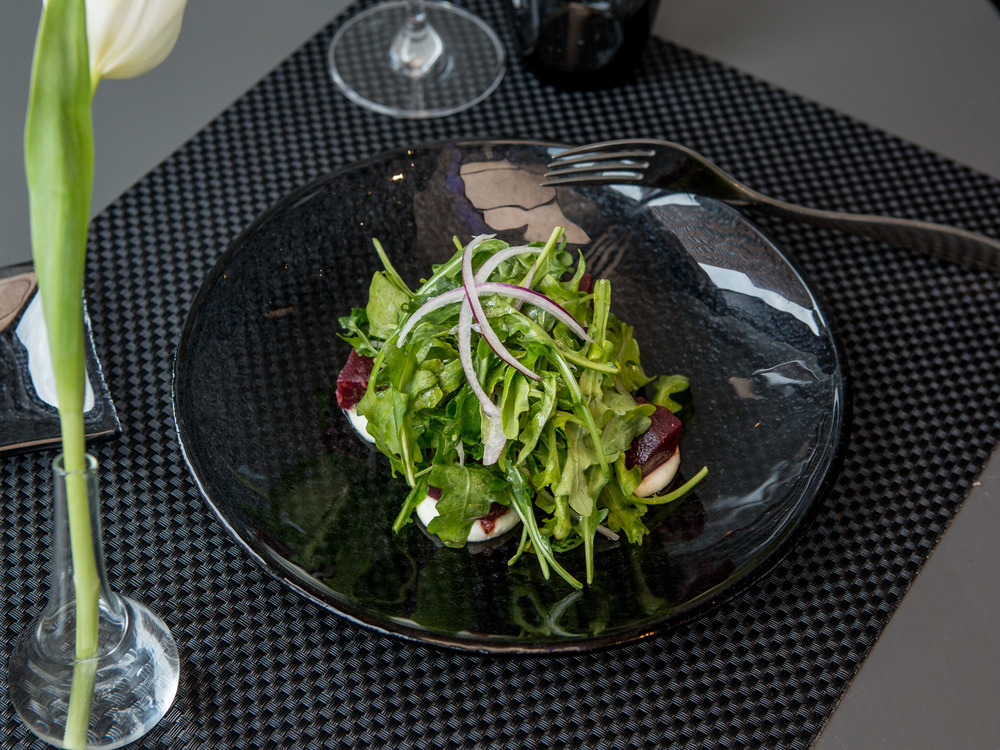 Theo's Restaurant and Oyster Bar_Beet and Smoked Goat Cheese Salad -16.jpg