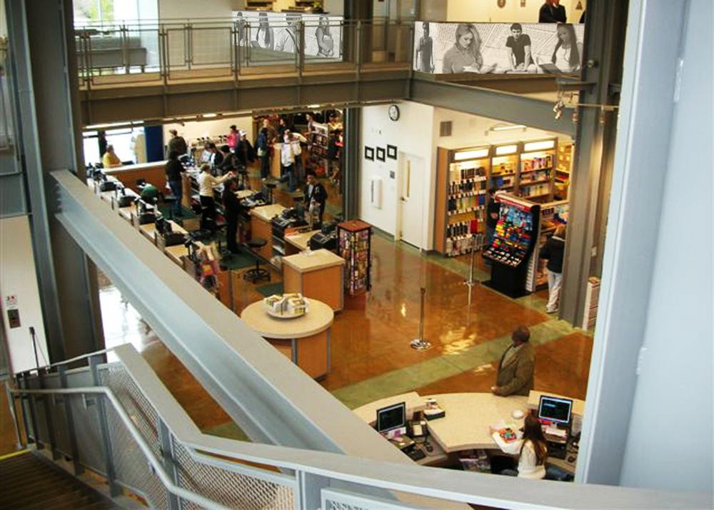 DVC Bookcenter - Diablo Valley College — College Store Design
