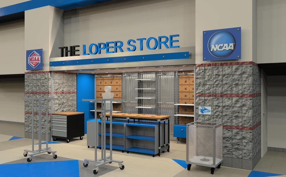 Loper Store University Of Nebraska At Kearney College