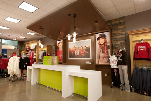 Specialty Stores College Store Design