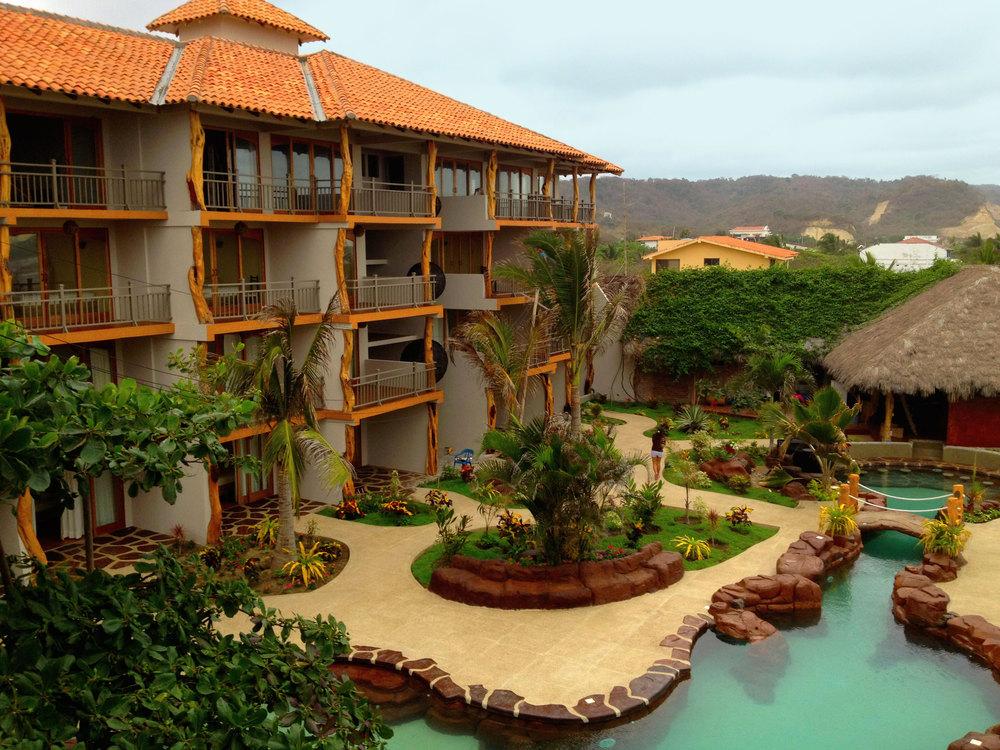 Canoa Beach Hotel in Canoa, Ecuador is NOW OPEN!