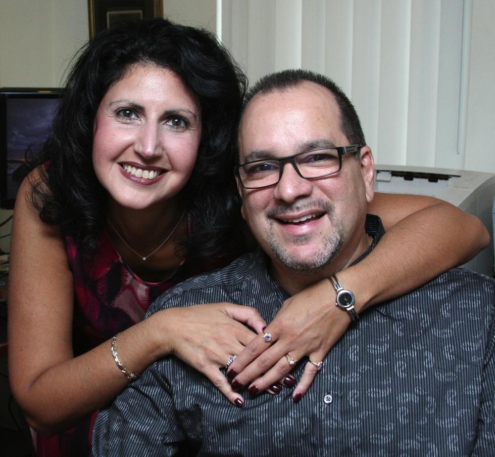 Pastors Lou & Louisa Perez