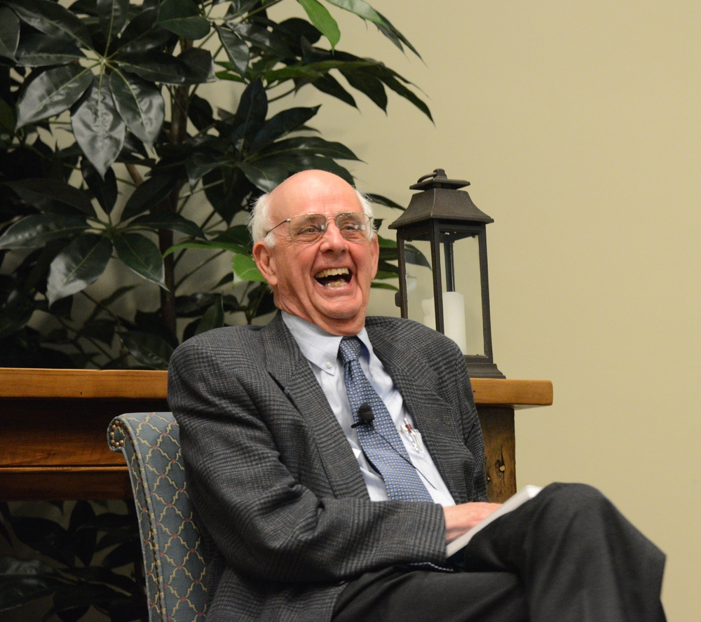 Wendell Berry, May 3, 2014, Nashville