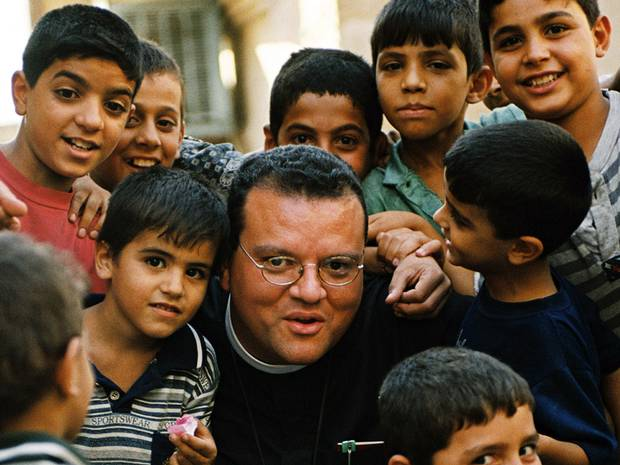 Canon Andrew White, Vicar of Baghdad (On Isis and persecuted Christians in Iraq)