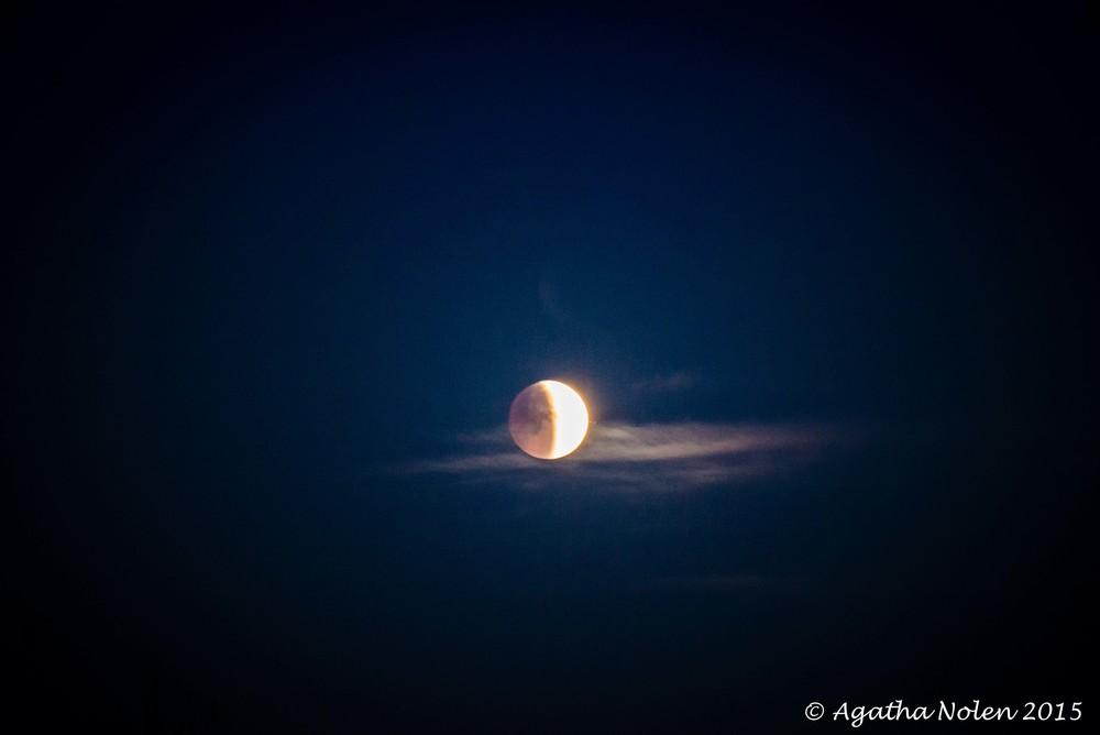 lunar eclipse Apr 4 2015
