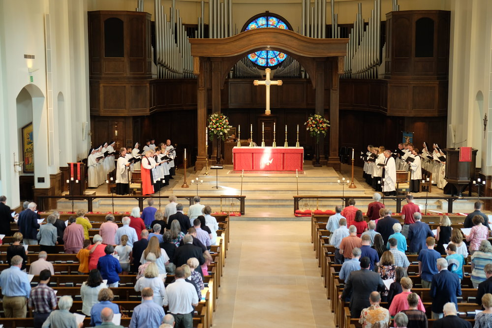 Common Prayer + Common Mission: An Ecumenical Evensong for Fostering Unity-June 4, 2017