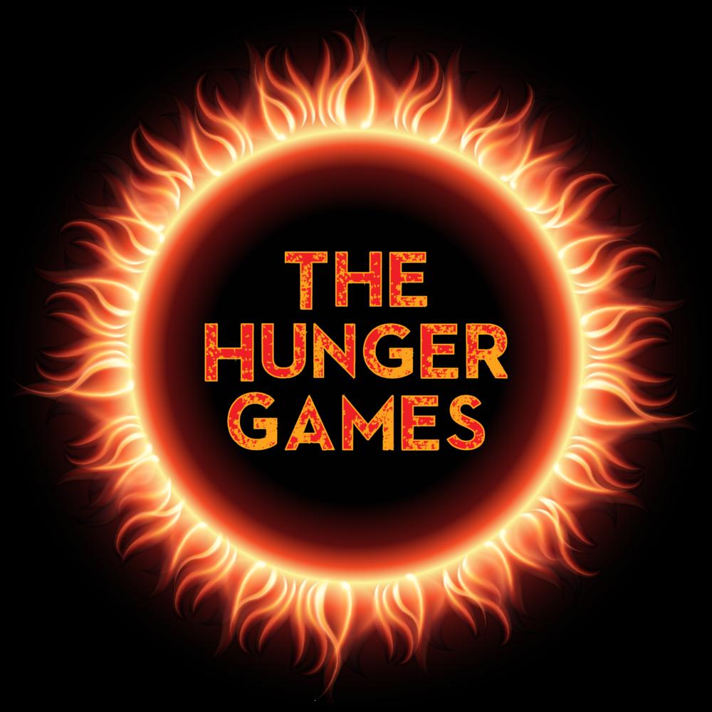 Hunger games logo maker