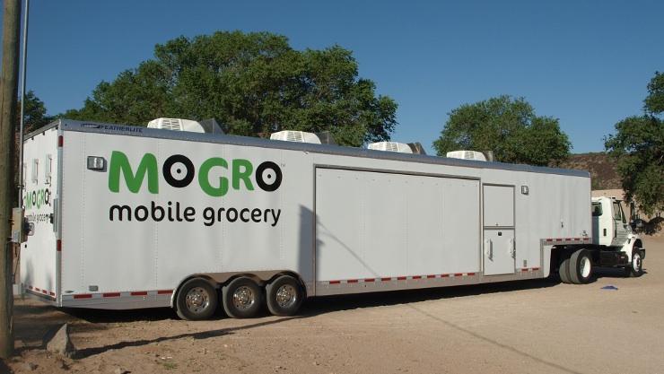 Mogro Truck