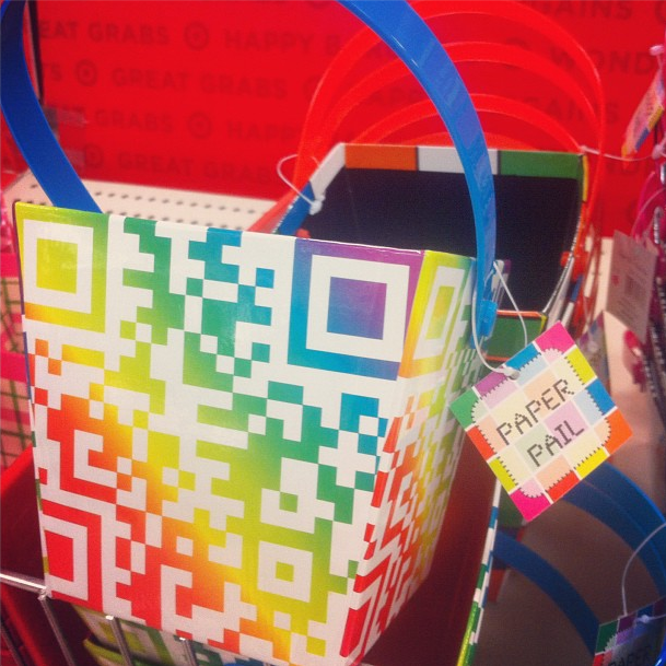 Would you give this empty bag to your mom on her birthday?   photo: @lausier, Instagram)