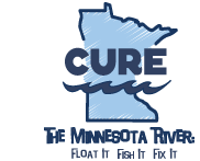 Founded in 1992, CURE works to restore, celebrate and protect the Upper Minnesota River Watershed CURE seeks to inspire area youth and the general public through river trips and field days.