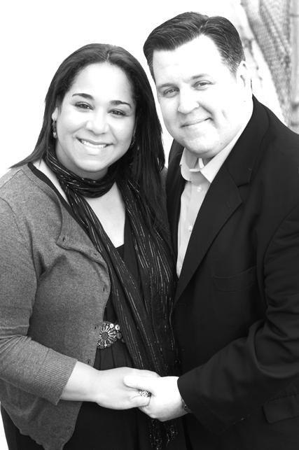 Pastor Brian & Marcia Overturf
