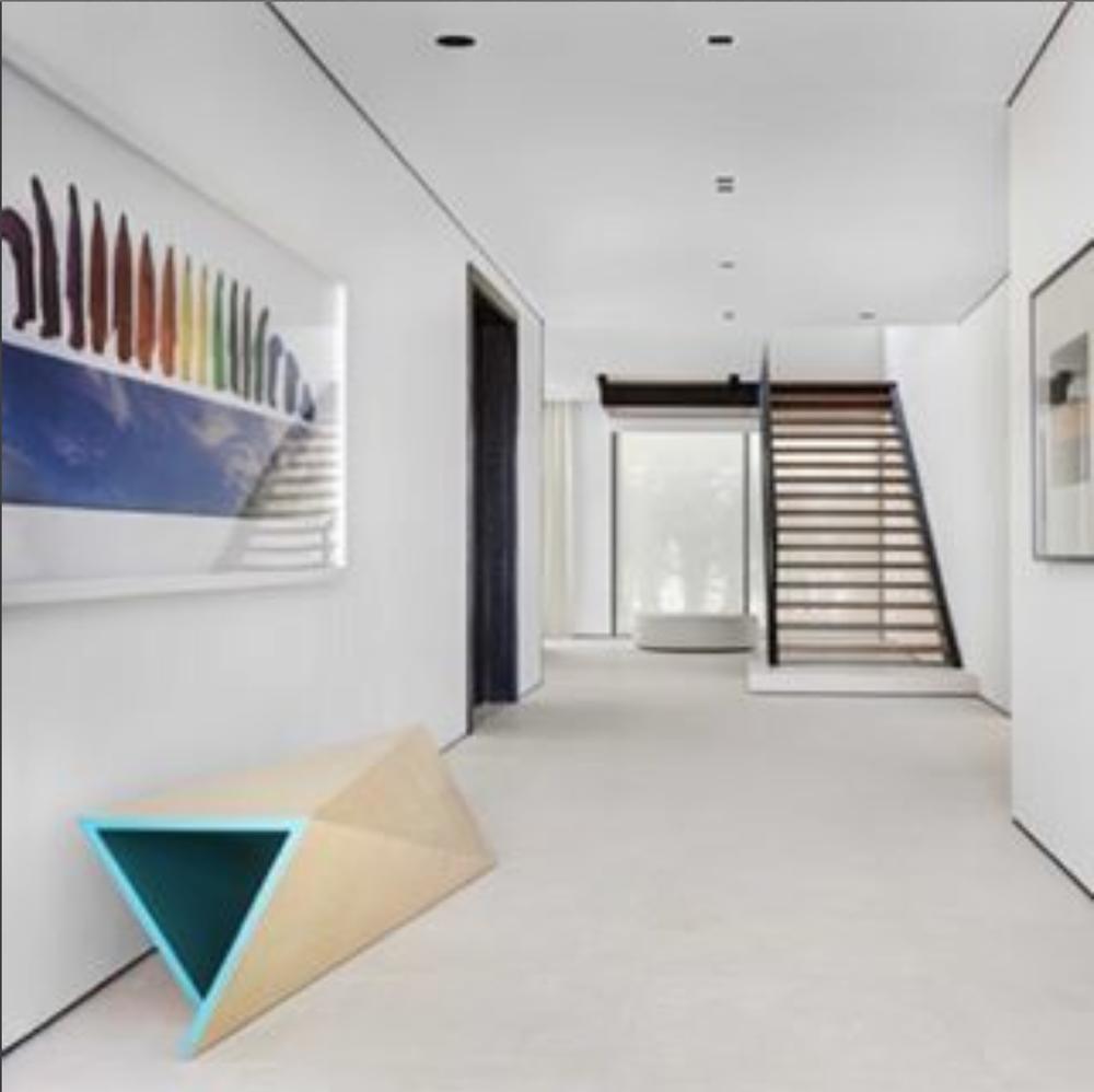 'Al Matar Rahmah'  by Arwa Abouon ,  displayed in a VSHD Design (Interior Architecture).