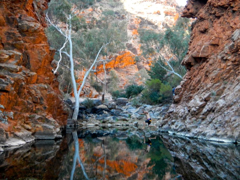 Serpentine Gorge