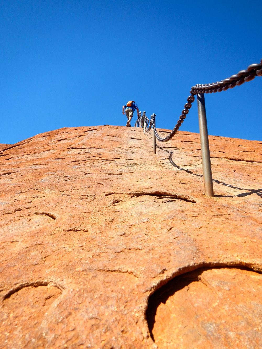The Rock Climb