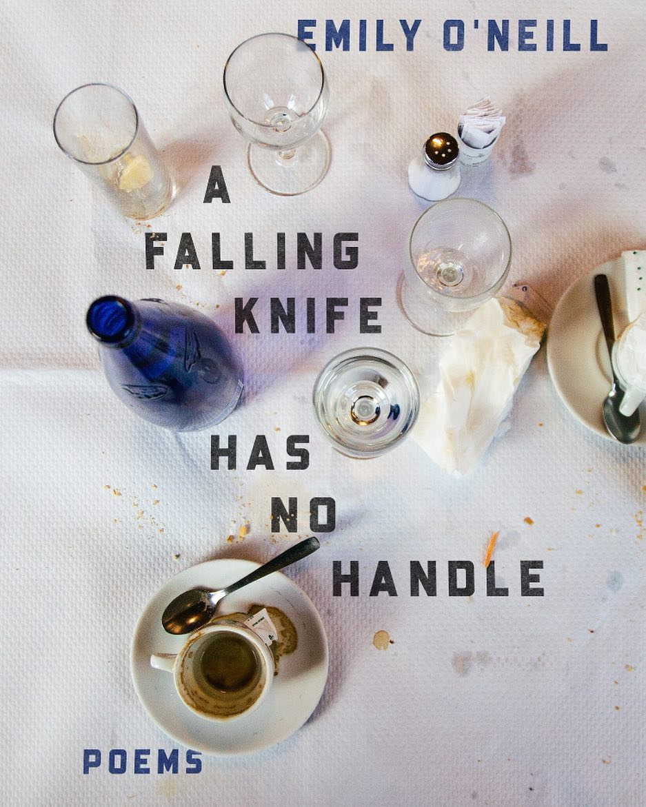 a falling knife has no handle cover
