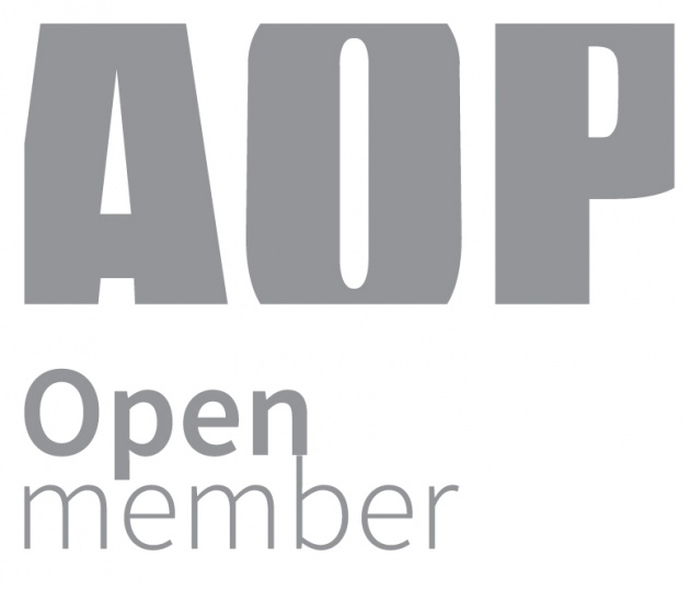 I'm a member of the AOP, the gold standard for professional photography.
