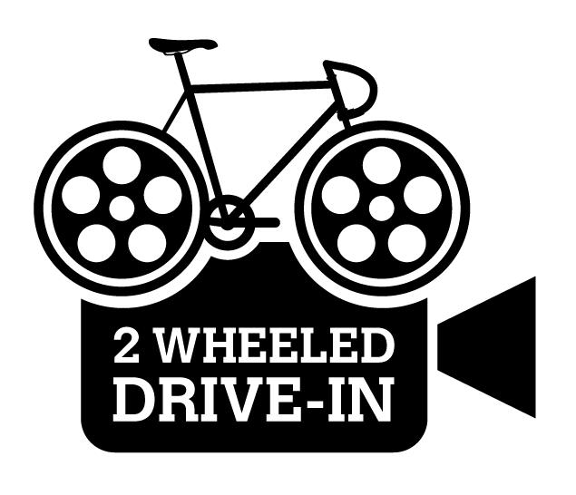 2 Wheeled Drive-In Logo