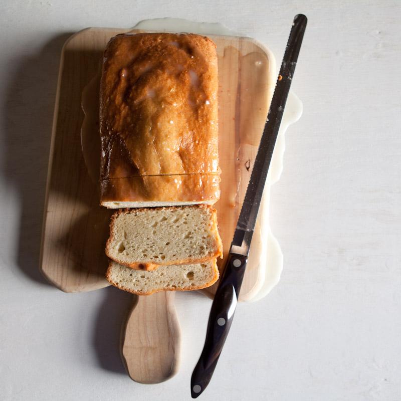 Lemongrass Loaf cake