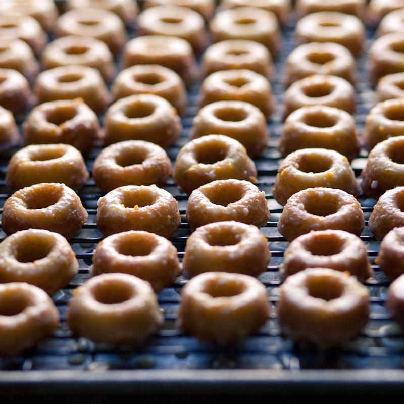 Mimosa Donuts