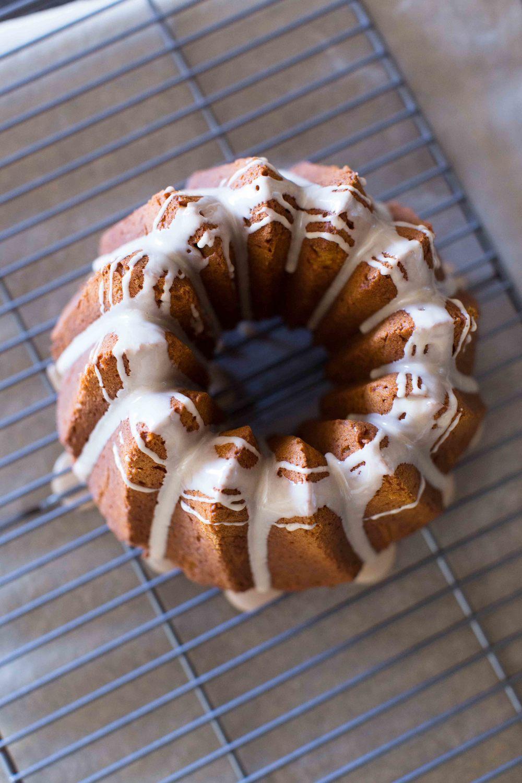 gluten free bundt cake