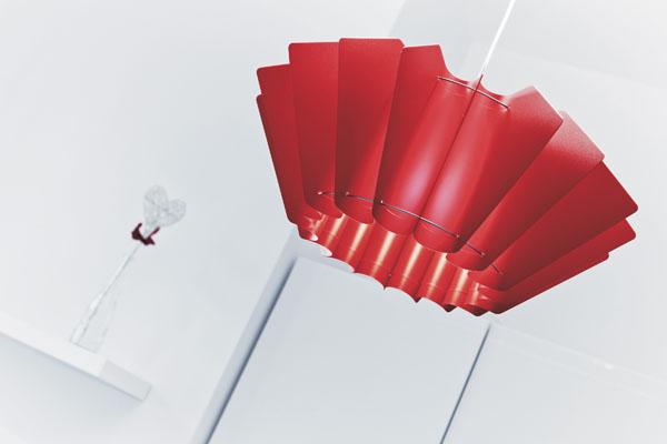 Lampa Ordinary, proj. Monika Brauntsch, Sonia Słaboń, prod. Kafti Design